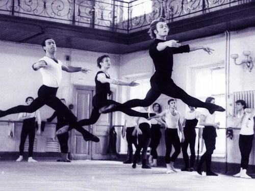 Baryshnikov at the Vaganova Ballet Academy