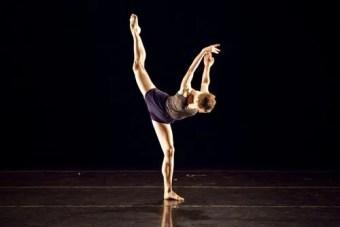 Choreographer Autumn Eckman