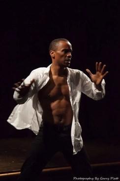 Choreographer David P. France