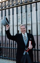 Sir Peter Wright, 1993