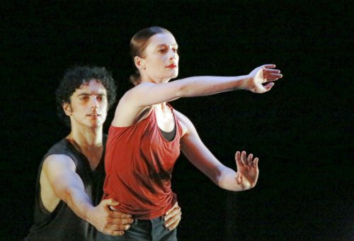 Together Alone - Aurélie Dupont and Alessio Carbone