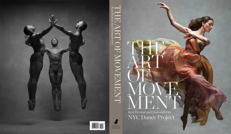 Cover photo, Masha Dashkina Maddux, Principal, Martha Graham Dance Company Dress by Maurizio Nardi); Back cover, Sean Aaron Carmon, Daniel Harder and Michael Jackson Jr, Alvin Ailey American Dance Theater