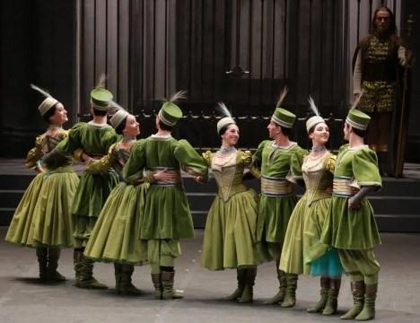 Swan Lake photo by Brescia e Amisano, Teatro alla Scala 2016