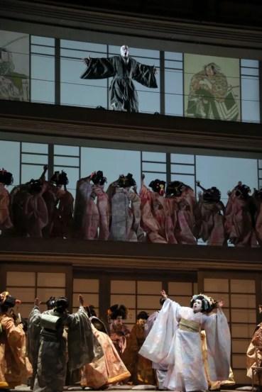 Madama Butterfly with Carlo Bosi and Maria José Siri Brescia & Amisano Teatro alla Scala