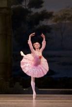 The Sleeping Beauty. Marianela Nuñez as Aurora. cROH Johan Persson, 2011