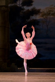 The Sleeping Beauty. Marianela Nuñez as Aurora. cROH Johan Persson, 2011