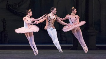 Royal Ballet's 70th anniversary revival of The Sleeping Beauty – casting and photos