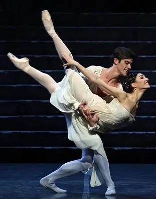 Martina Arduino and Claudio Coviello, photo Marco Brescia and Rudi Amisano   Teatro alla Scala 2