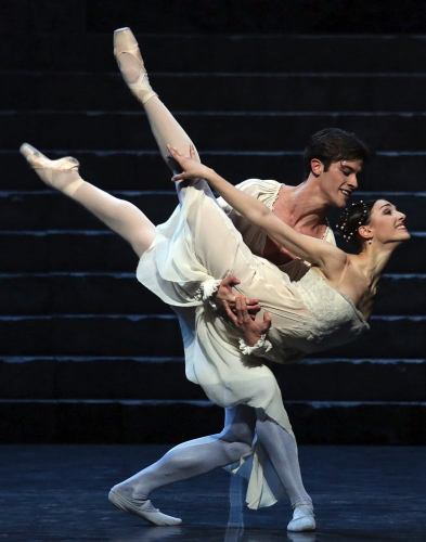 Martina Arduino and Claudio Coviello, photo Marco Brescia and Rudi Amisano, Teatro alla Scala x