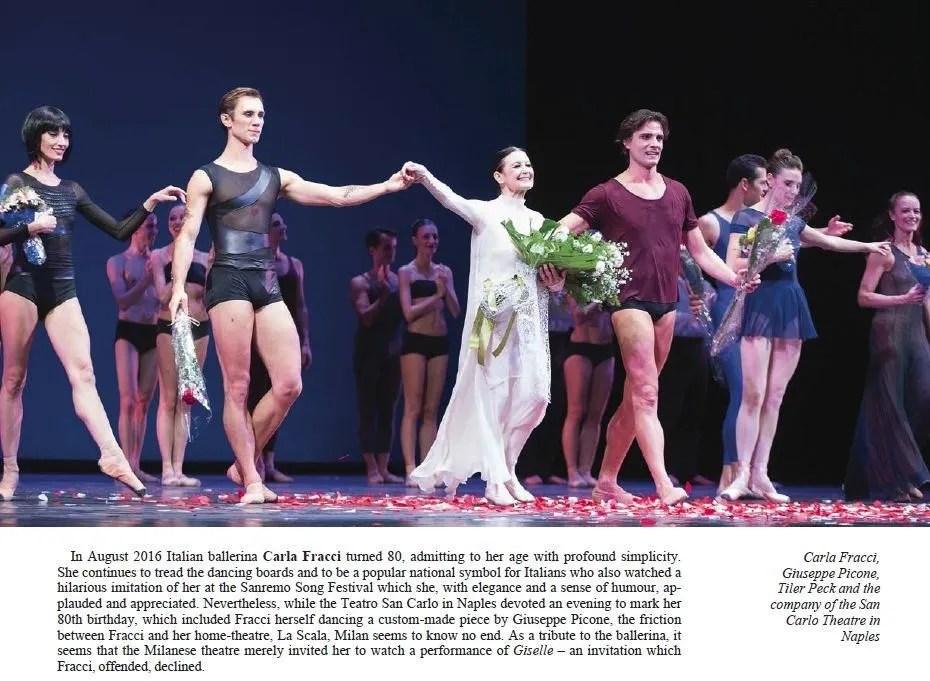 Ballet2000, Fracci