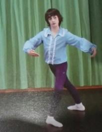 Growing up dancing 3