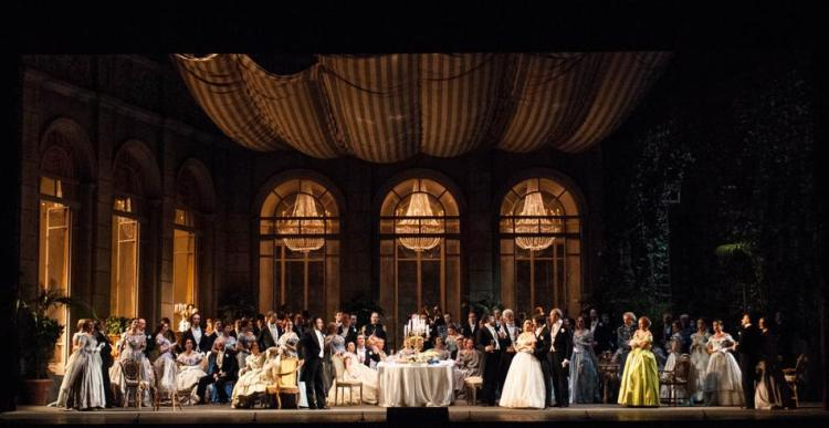 La traviata, photo by Marco Brescia