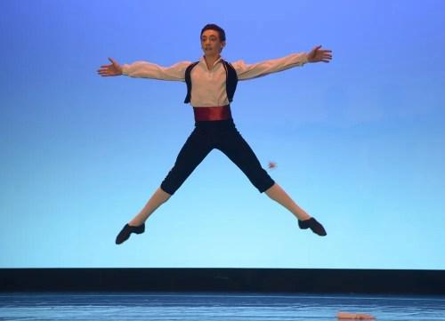 Michele Esposito 2nd gala performance 2011