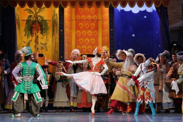 Petrushka with Maurizio Licitra, Mick Zeni and Nicoletta Manni 3