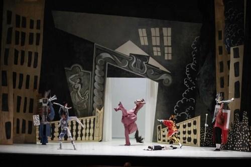 Parade, Fondazione Teatro dell'Opera di Roma, 2007
