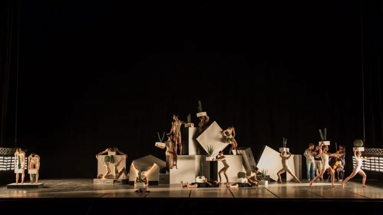 Cacti by Alexander Ekman, photo by Yasuko Kageyama, Teatro dell'Opera, Rome