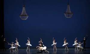 Symphony in C (12) with Nicoletta Manni and Roberto Bolle