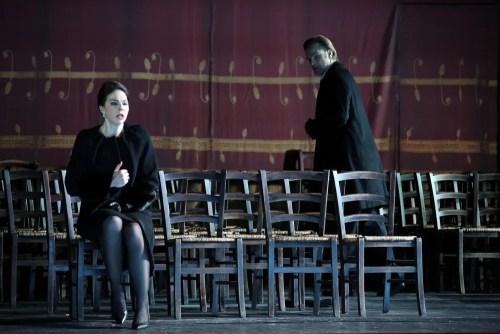Don Giovanni   Hanna Elisabet Muller and Bernard Richter, photo by Brescia Amisano – Teatro alla Scala