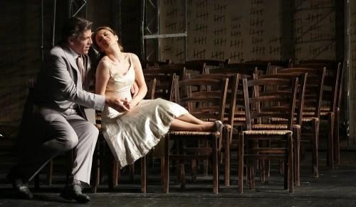 Don Giovanni   Thomas Hampson and Giulia Semenzato, photo by Brescia Amisano – Teatro alla Scala