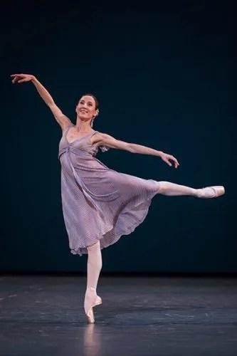 Ludmila Pagliero in Other Dances, photo by Sébastien Mathé