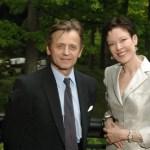 Mikhail Baryshnikov and Karen Kain, photo by Gary Beechey