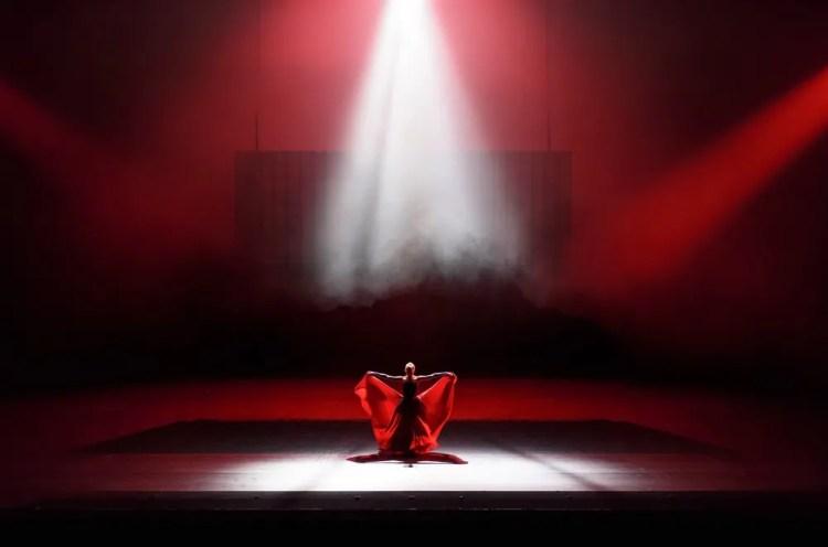 Symphonic Dances, Zenaida Yanowsky cROH2017 photograph by Bill Cooper