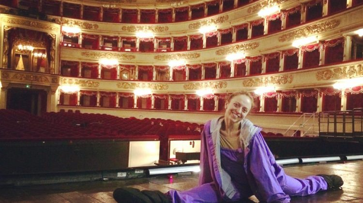La Scala's fired ballerina, and eating-disorder author, Mary Garret on her first year back with the company