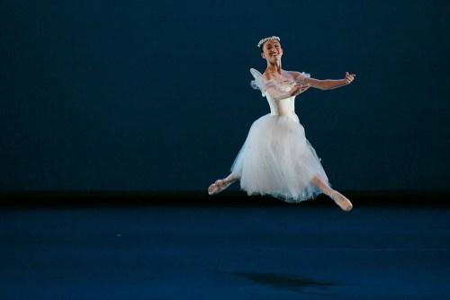Madison Keesler in La Sylphide © Dasa Wharton
