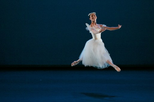 Madison Keesler in La Sylphide © Dasa Wharton