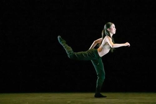 Rina Kanehara dances Blind Dreams by Raimondo Rebeck © Dasa Wharton
