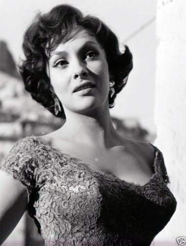 Gina Lollobrigida in the 1960s, photo by Ivo Bulanda