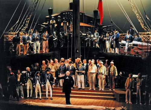 Billy Budd, Toulouse