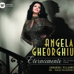 Angela Gheorghiu's releases first studio recording in six years: Eternamente – The Verismo Album