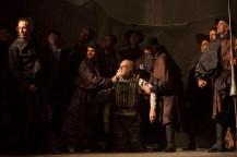 Je suis le chevalier errant Don Quichotte in Sao Paulo