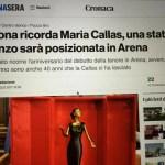 Verona Sera Maria Callas