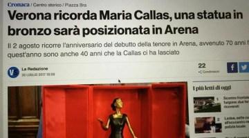 Maria Callas was a tenor