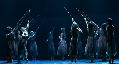 Akram Khan's Giselle, English National Ballet, © Dasa Wharton a20