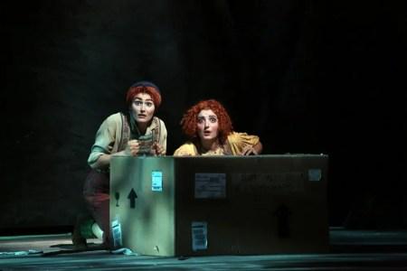 Hänsel and Gretel, photos by Brescia and Amisano, Teatro alla Scala 07