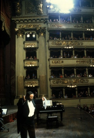 Recital in 1983 2