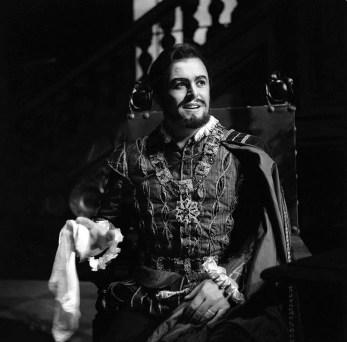 Rigoletto during the 1965 1966 season