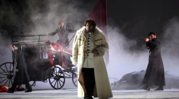 Preview peek at La Scala's new production of Tamerlano starring Domingo, Mehta, Fagioli, Crebassa and Schiavo