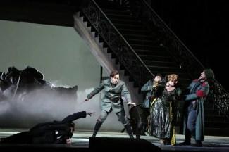 Tamerlano photo by Brescia and Amisano Teatro alla Scala 2017 08