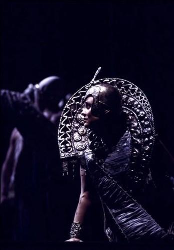 Idomeneo, 1990, costume by Nicoletti, photo by Lelli e Masotti