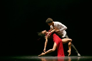 Sidi Larbi Cherkaoui's Mermaid, with Carlos Acosta and Marta Ortega 01