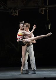 The Judas Tree. Lauren Cuthbertson and Edward Watson. cROH, 2017. Photographed by Bill Cooper.