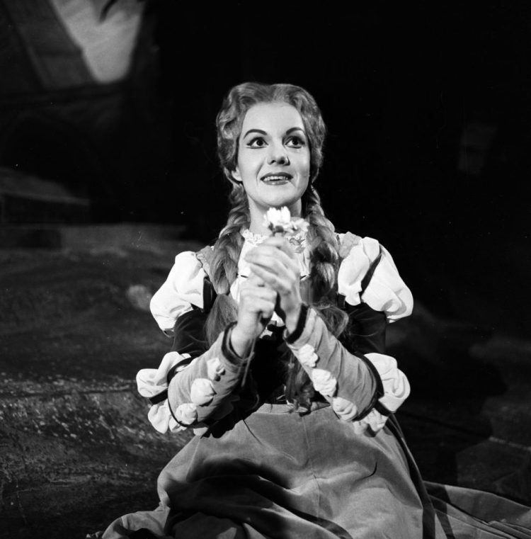 1964 Mefistofele photo by Piccagliani