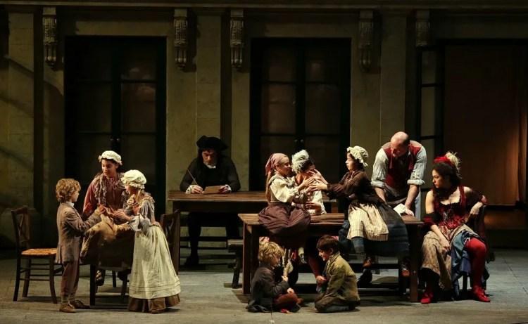 Andrea Chénier © Brescia e Amisano,Teatro alla Scala 2017 02
