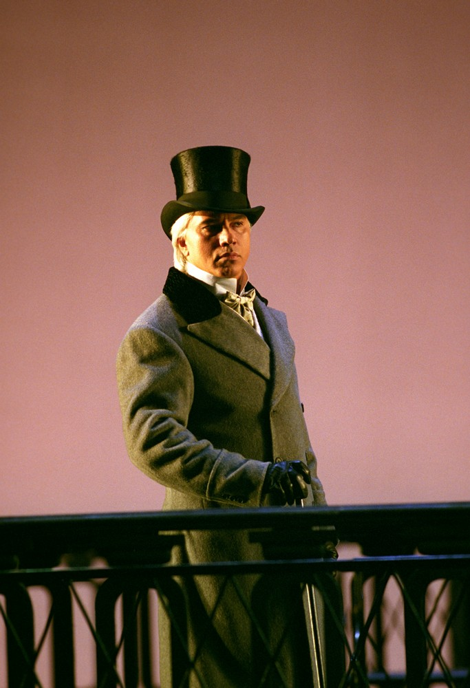 Dmitri Hvorostovsky in The Queen of Spades, 2005, photo by Marco Brescia