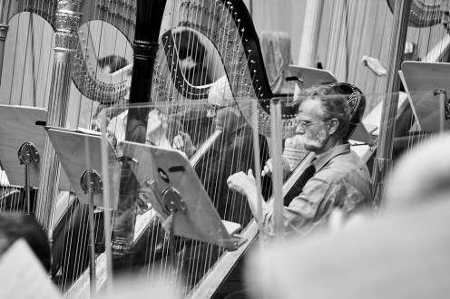 Rehearsing Les Troyens 2, © Grégory Massat