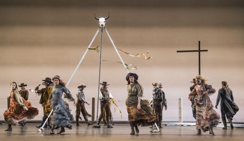 The Wind. Artists of The Royal Ballet. ©ROH, 2017, photo by Tristram Kenton